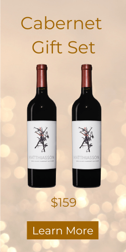 Holiday Wine Gift Set: Napa Valley Cabernet Sauvignon