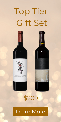 Holiday Gift Set: Top Tier Cabernet Sauvignon Duo